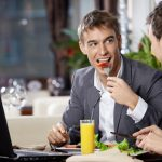 Jeffrey Campbell's 5 Tips for Successful Business Lunches