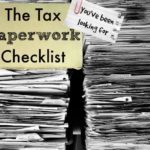 Jeffrey Campbell's Tax Paperwork Checklist