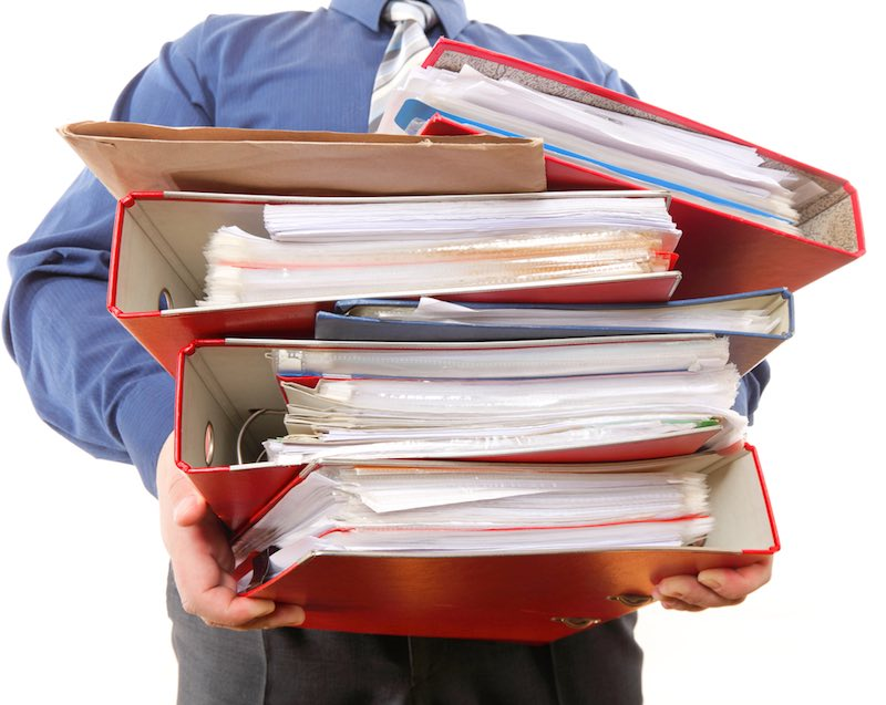 Campbell's Guide To Keeping Financial Records