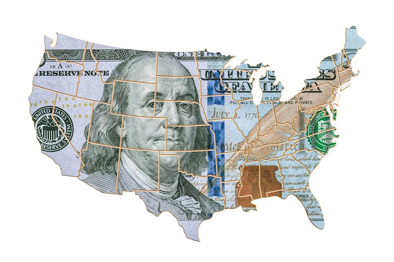 Jeffrey A Campbell CPA Sheds Light on Some of the Highest State Sales Tax Rates