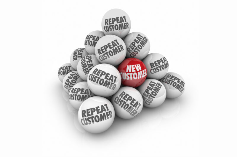 Jeffrey A Campbell CPA's Tips on Turning One-Time Buyers into Repeat Customers