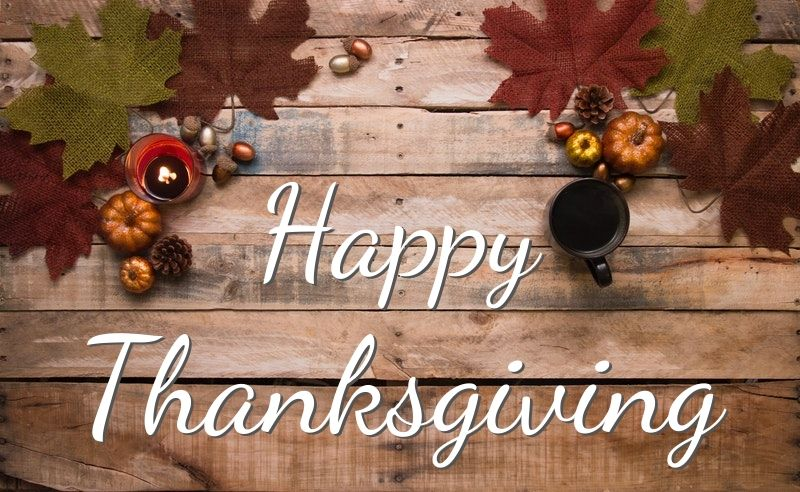 Happy Thanksgiving 2019 from Jeffrey A Campbell CPA to your family
