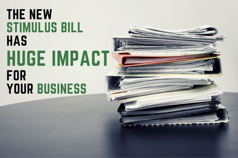 The New Stimulus Bill Has Huge Impacts For Mayfield Heights Businesses